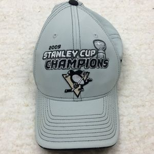2009 Stanley Cup championship at Reebok